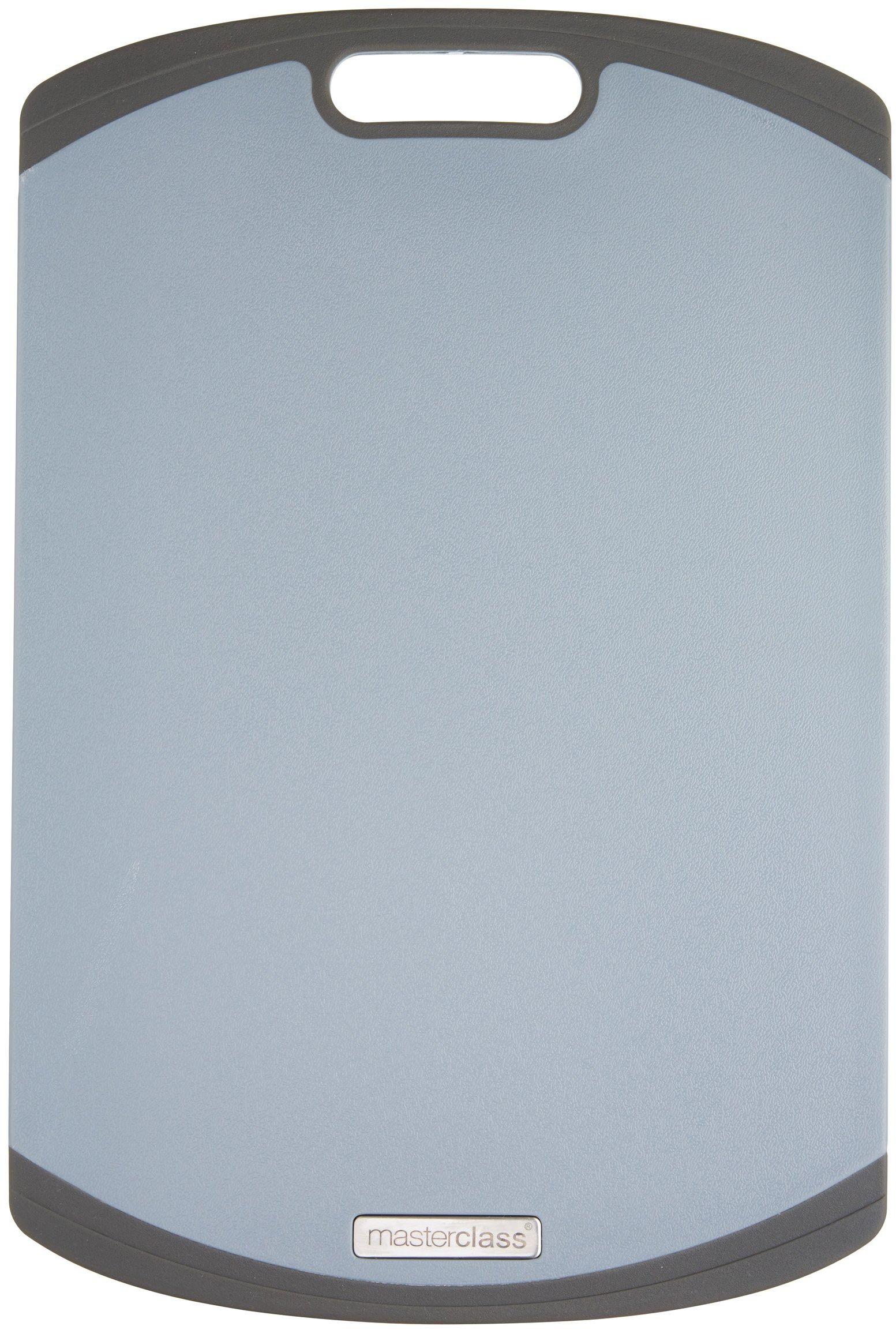 MasterClass duża nieprzywierająca antypoślizgowa plastikowa deska do krojenia 45,5 x 30 cm (18 cali x 12 cali)