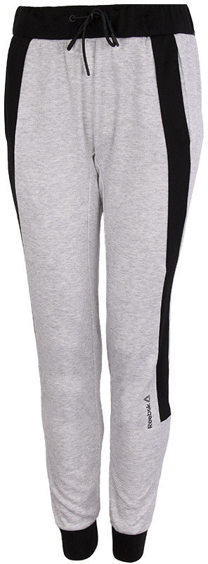 spodnie sportowe damskie REEBOK WORKOUT READY COTTON GRAPHIC PANTS / BK3200