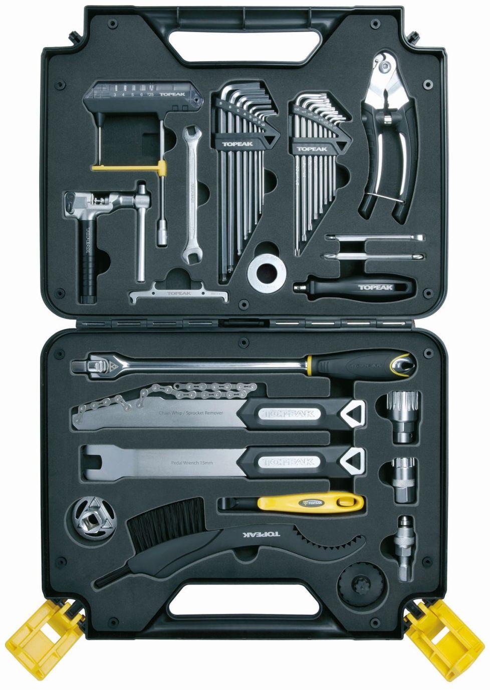 TOPEAK walizka z narzędziami PREPBOX black T-TPX-02,4710069689004