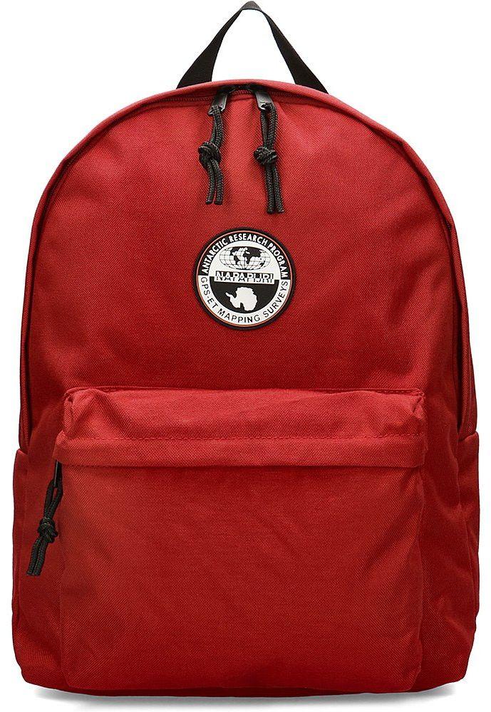 Napapijri Happy Day Pack 1 - Plecak Unisex - N0YI0F R01 - Czerwony