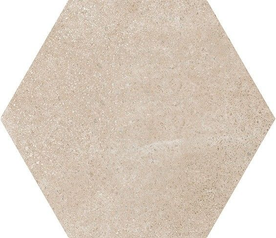 Hexatile Cement Mink 17,5x20