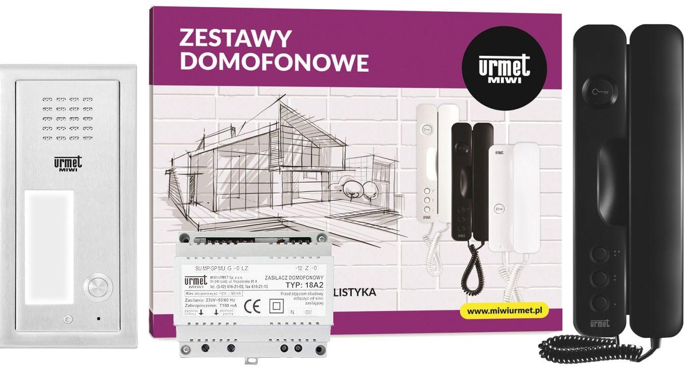 Zestaw domofonowy 6025/441 MIWI-URMET