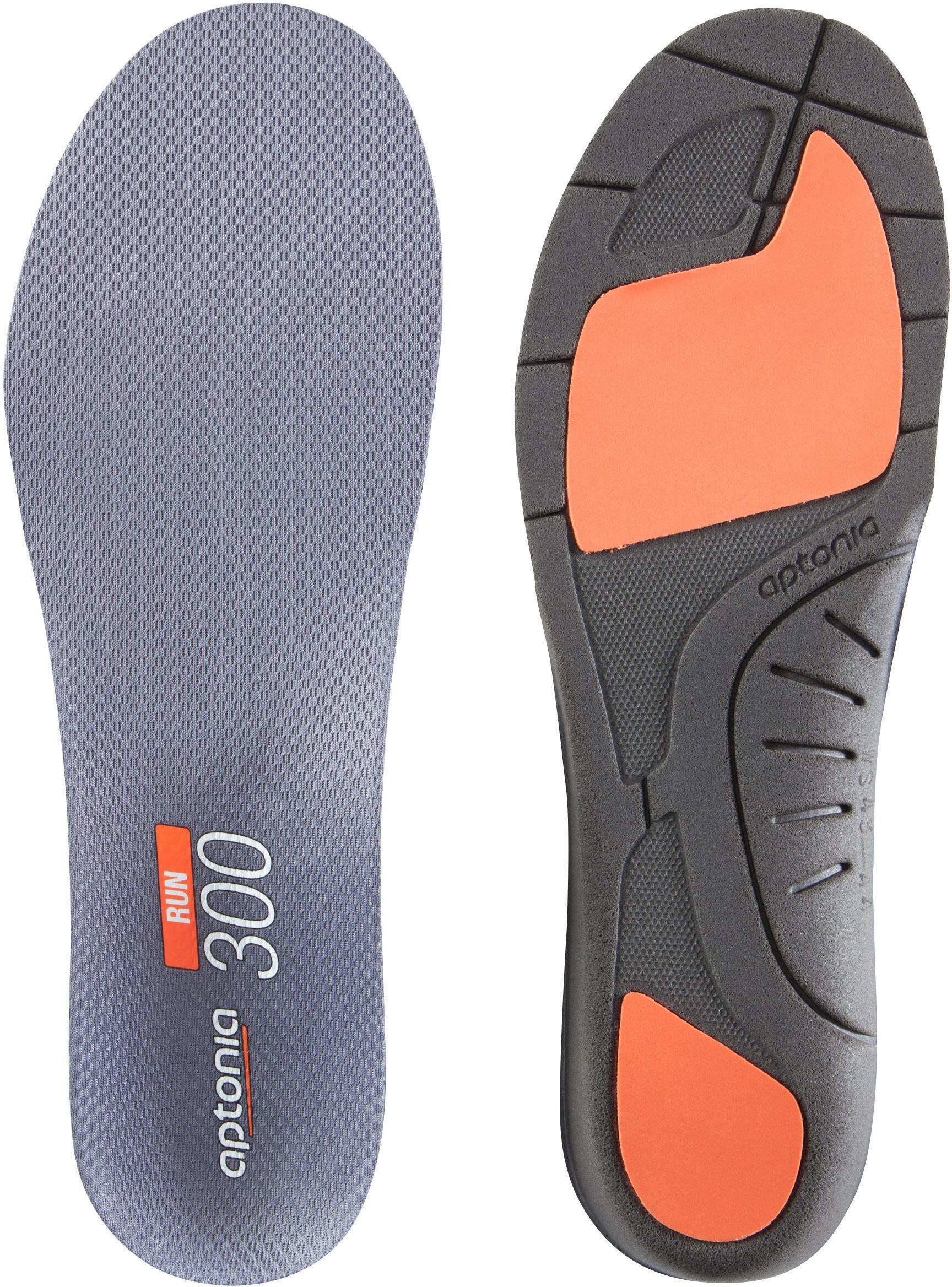 Wkładki do butów do biegania Kalenji R300