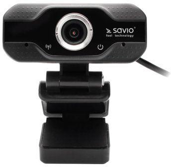 Kamera internetowa SAVIO FullHD Webcam CAK-01 DARMOWY TRANSPORT!