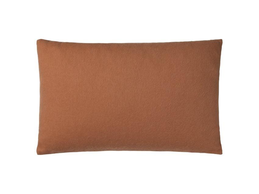 Poduszka wełniana Elvang Classic Terracotta