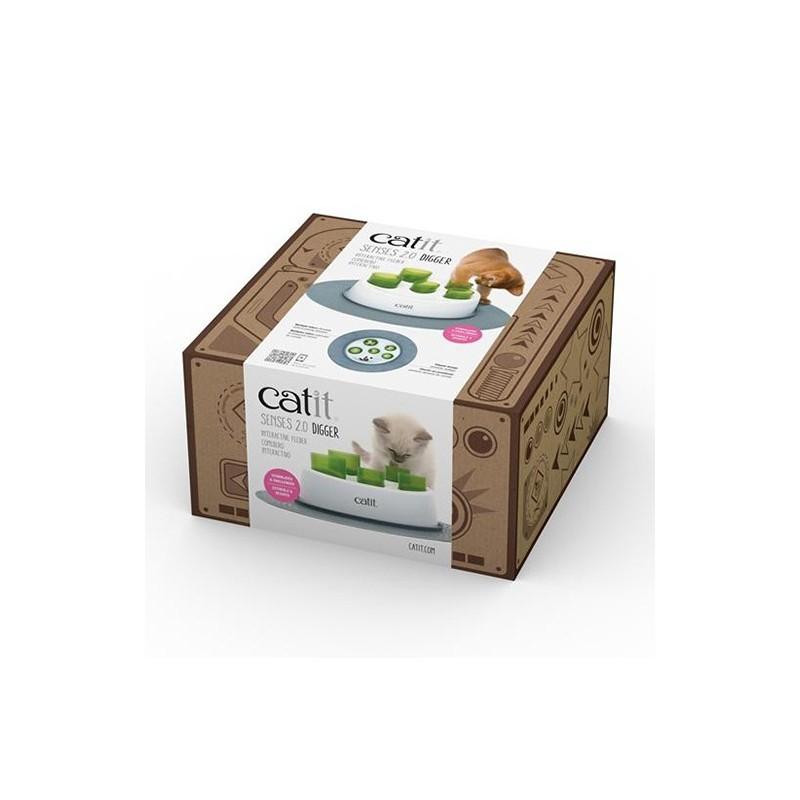 Catit Senses 2.0 Digger - zabawka do dokarmiania dla kota