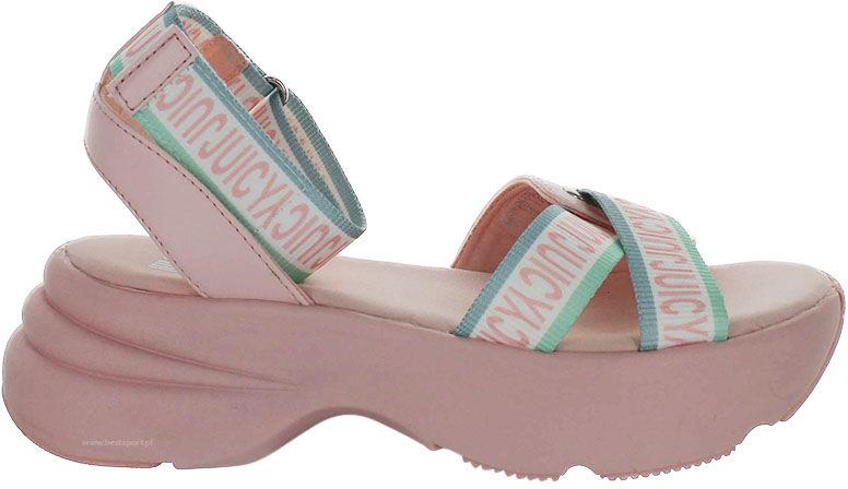 Sandały damskie Juicy Couture różoweJJ187-BYP