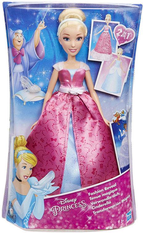 Hasbro Disney Princess - Kopciuszek w magicznej sukience C0544