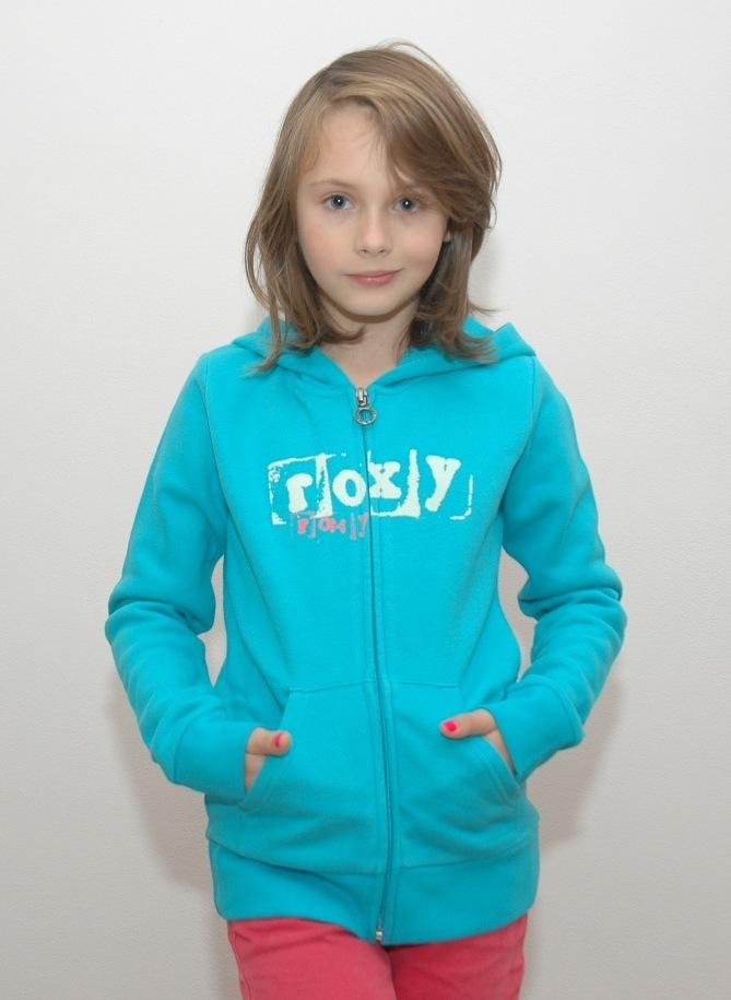 bluza dziecięca ROXY YELLOW WOOD 2B T SW BNF0