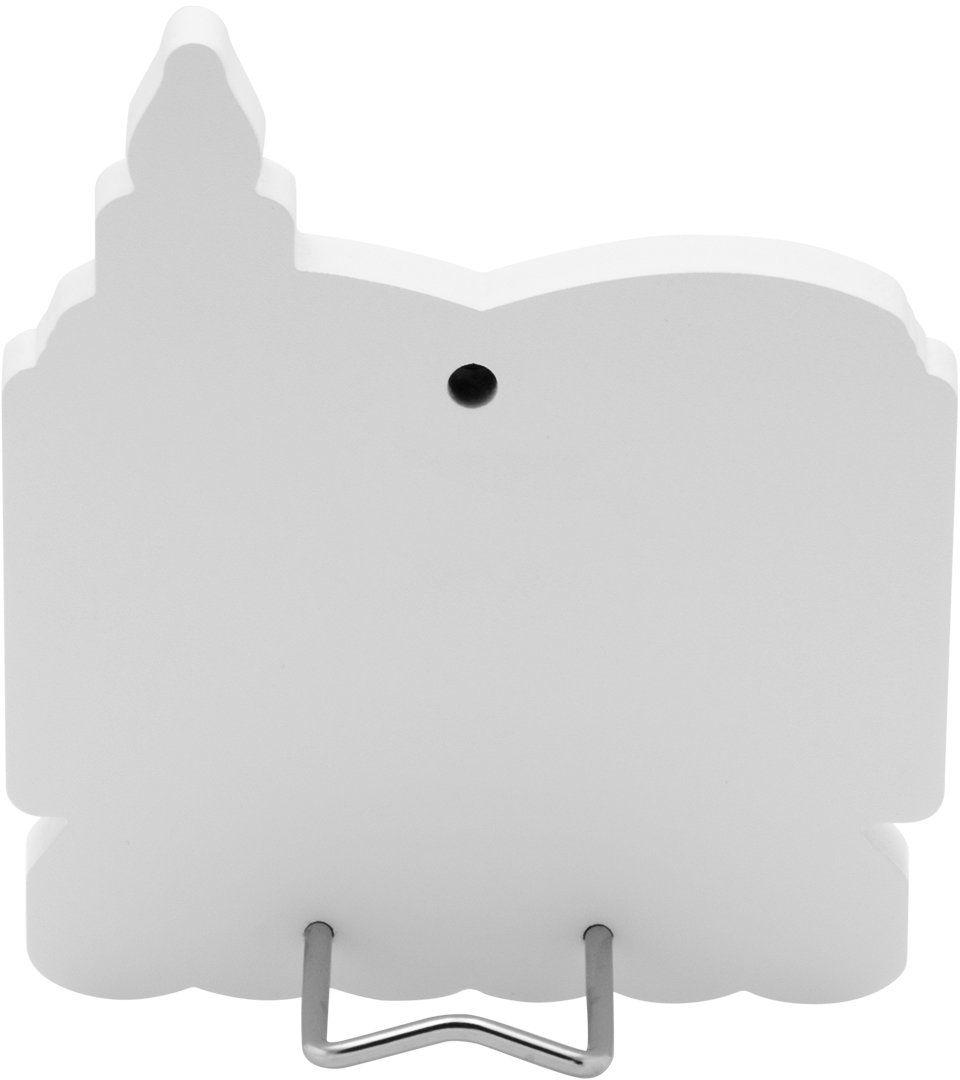 Obrazek Pamiątka Chrztu Świętego 10x11,5 cm Pamiątka Chrztu Grawer