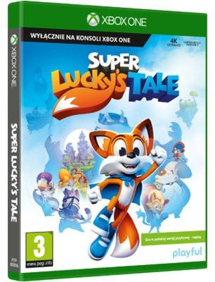 Gra Xbox One Super Lucky''s Tale