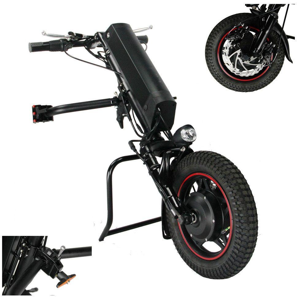 Napęd elektryczny, przystawka do wózka inwalidzkiego DONKEY Titan