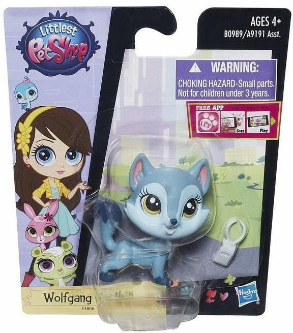 Littlest Pet Shop - Wolfgang North B0109 A8229