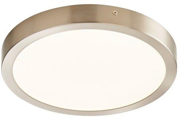 Plafon LED Colours Aius 1200 lm nikiel