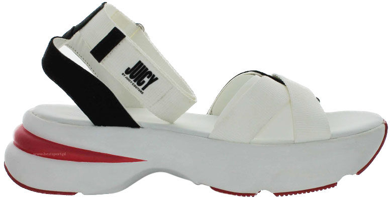 Sandały damskie Juicy Couture białeJJ188-BPC