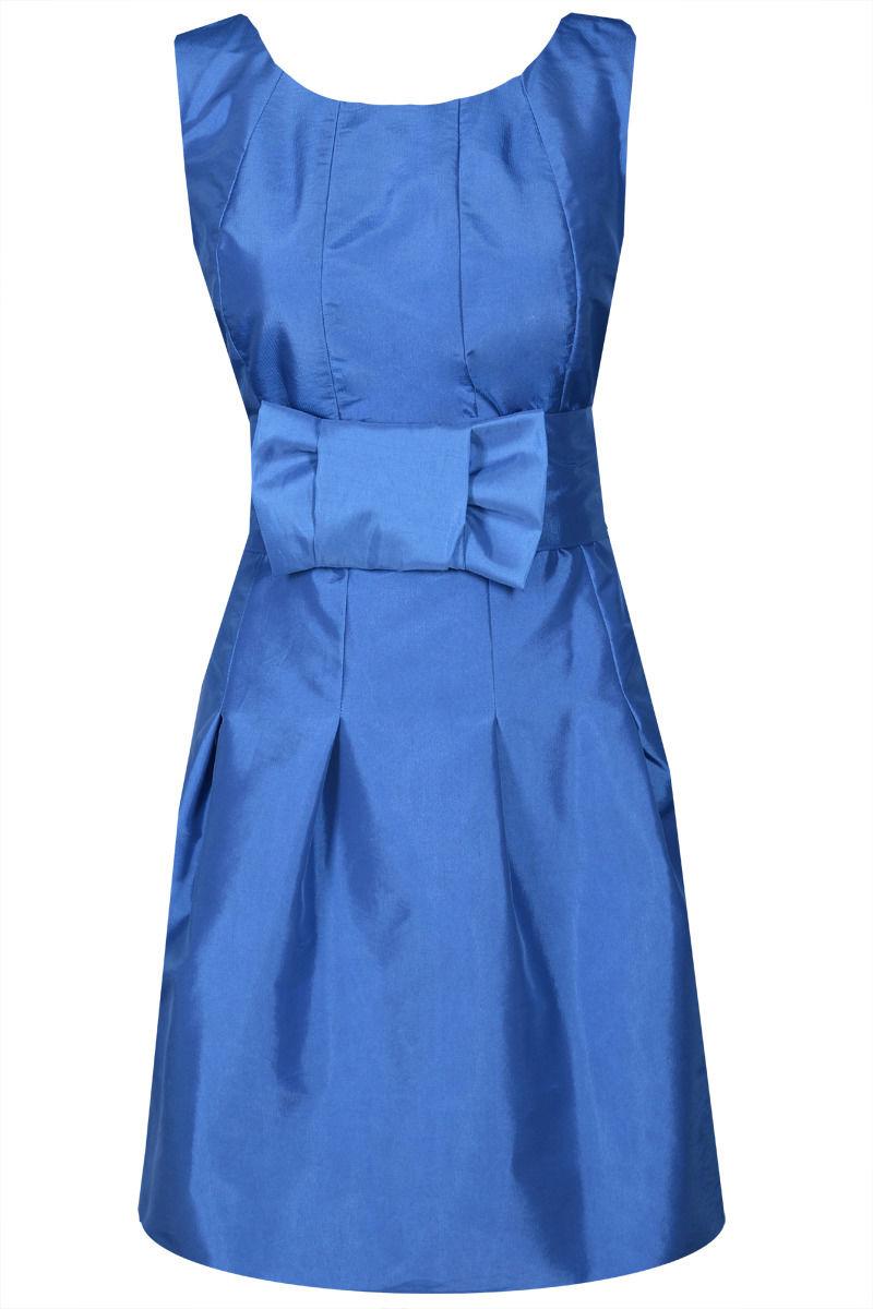 Sukienka FSU156 CHABROWY
