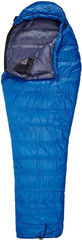 Fjord Nansen Unisex Adult NORDKAPP 300 MID śpiwór, niebieski