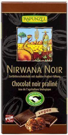 Czekolada Nirvana Truflowa 100g - Rapunzel
