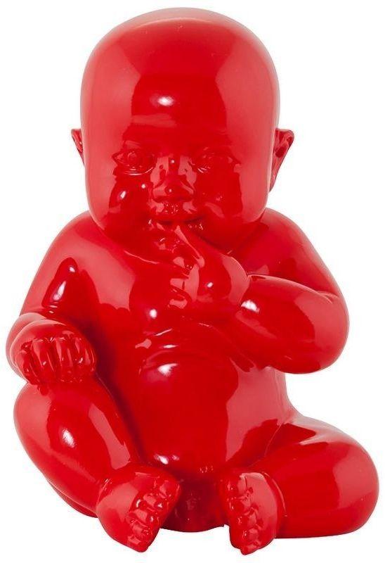 Kokoon design - figurka sweety - czaerwona