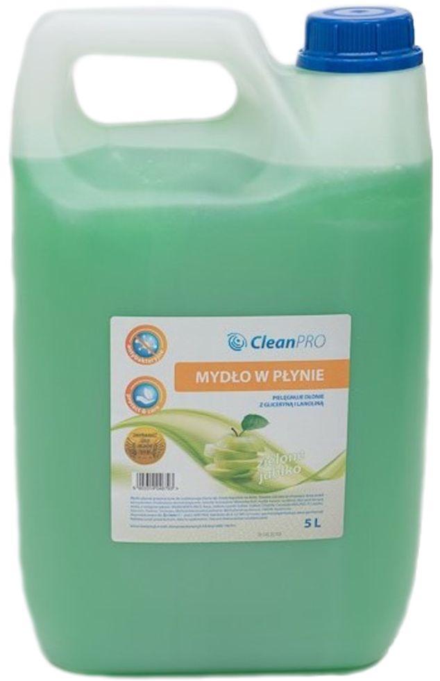 Antybakteryjne mydło w płynie CleanPRO STANDARD jabłkowe 5 litrów
