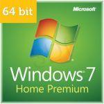 Microsoft Windows 7 Home Premium OEM SP1 64-bit PL 1-pack. (GFC-02737)