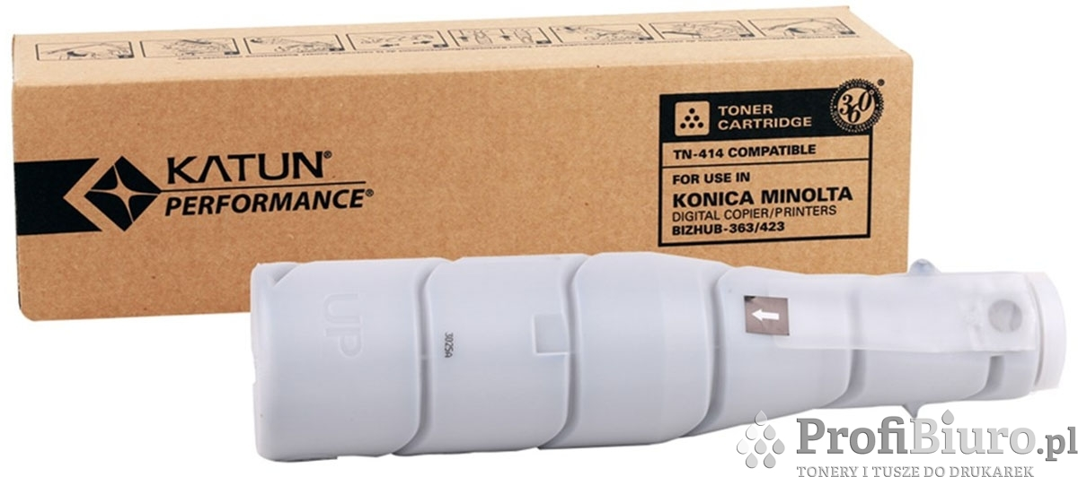 Toner 47903 Black do drukarek Konica Minolta (Zamiennik Konica Minolta TN414)