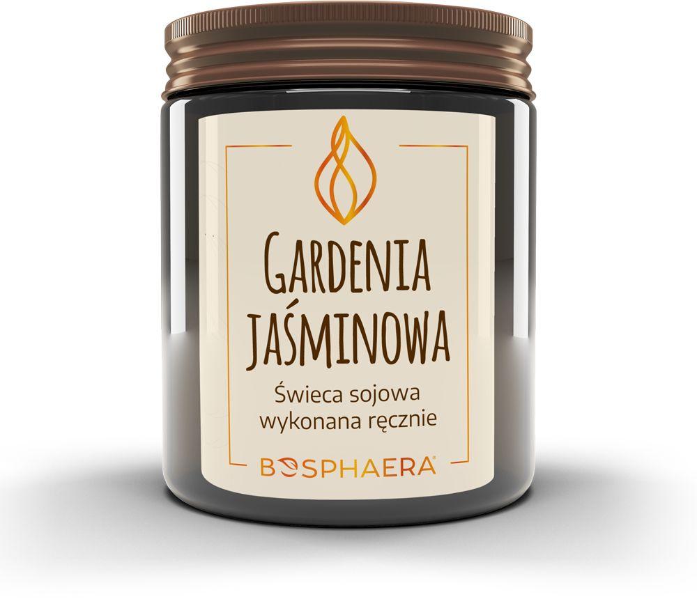 Bosphaera Świeca Sojowa Gardenia Jaśminowa