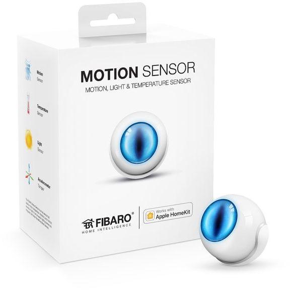 Czujnik ruchu Fibaro Motion Sensor (HomeKit) biały - Gwarancja bezpieczeństwa. Proste raty. Bezpłatna wysyłka od 170 zł.