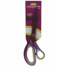 Sullivans Metalowy titan manekin krawiecki nożyczki 25,4 cm, fioletowy/zielony