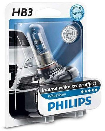 Żarówka, reflektor dalekosiężny PHILIPS 9005WHVB1