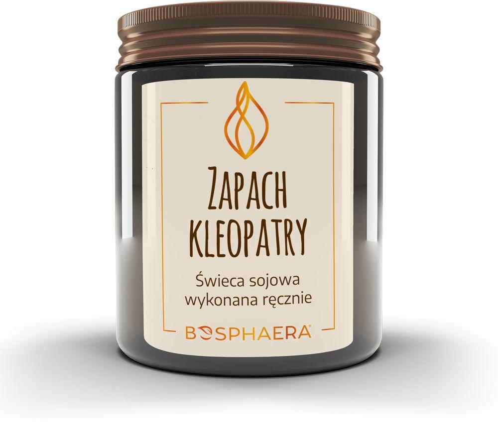 Bosphaera Świeca Sojowa Zapach Kleopatry
