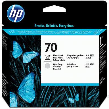 Głowica HP 70 / C9407A Photo Black Light Grey do drukarek (Oryginalna)