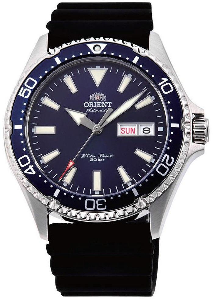 Zegarek Orient RA-AA0006L19B Kamasu - CENA DO NEGOCJACJI - DOSTAWA DHL GRATIS, KUPUJ BEZ RYZYKA - 100 dni na zwrot, możliwość wygrawerowania dowolnego tekstu.