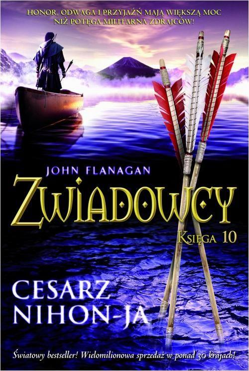 Zwiadowcy Księga 10 Cesarz Nihon-JA - John Flanagan - ebook