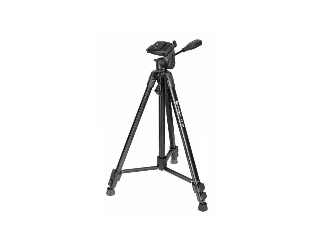Fotopro X2 Lite - statyw fotograficzny z max. udźwigiem 4kg, czarny Fotopro X2 Lite
