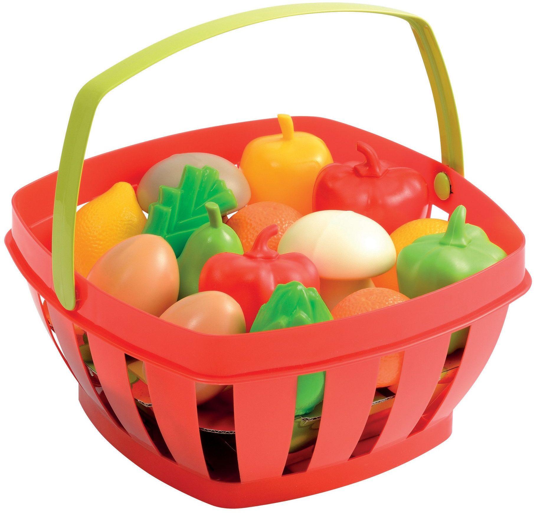 gotuj; żywności; owoce; zakupy; zakup; toy; kosz; grocery; wypełniony; zabawka; warzywa