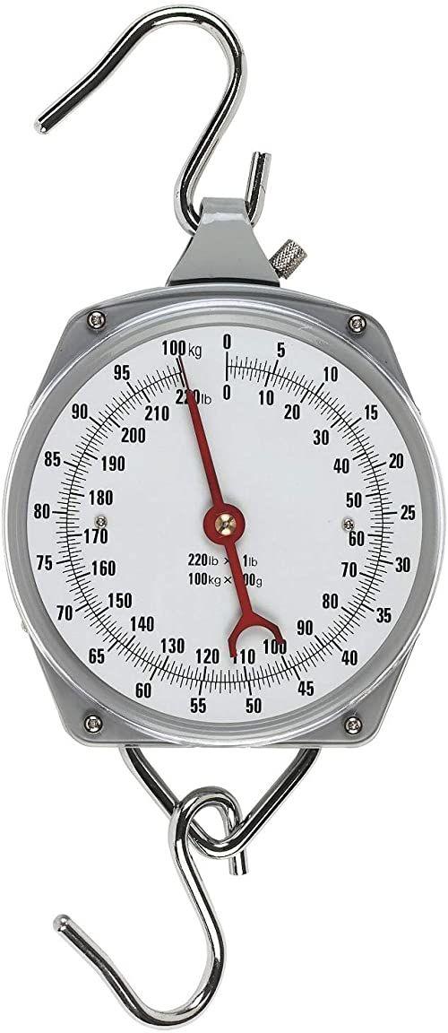 Kerbl Waga szybkotnąca wskazówka: 100 kg