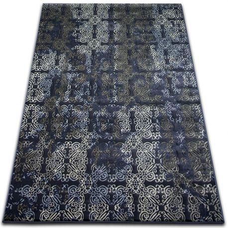 Dywan DROP JASMINE 453 D.blue 133x190 cm
