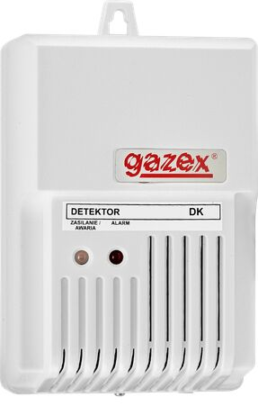 DK-24.A Detektor gazu ziemnego i tlenku węgla, 12V - GAZEX