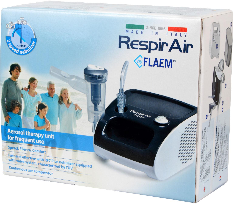 FLAEM Respir Air Inhalator pneumatyczno-tłokowy certyfikowany