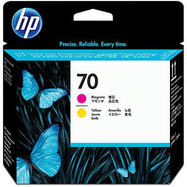 Głowica HP 70 / C9406A Magenta Yellow do drukarek (Oryginalna)