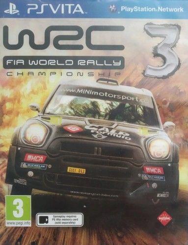 WRC 3 PSV Używana
