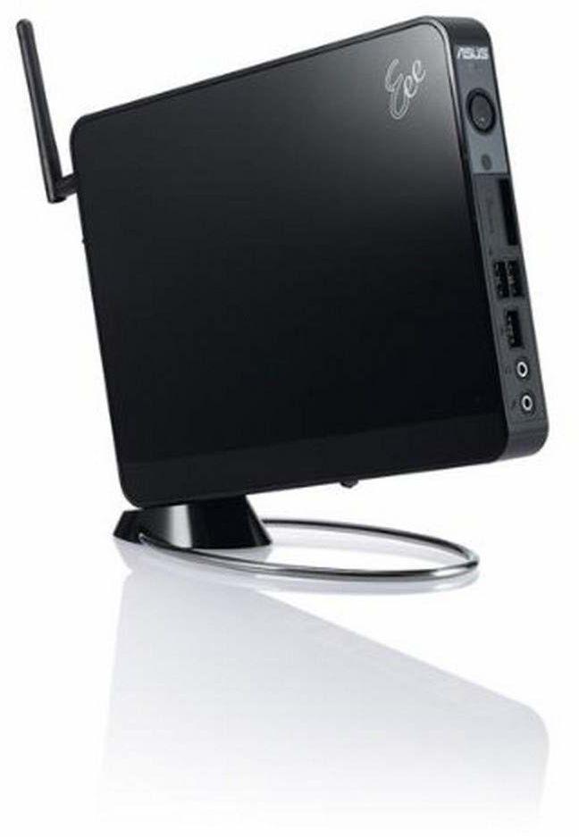 ASUS EB1012U-B0117 1,6 GHz Intel  Atom  330 czarny komputer PC/stacje robocze (1,6 GHz, Intel  Atom , 330, 2 GB, 250 GB, Windows 7 Home Premium)