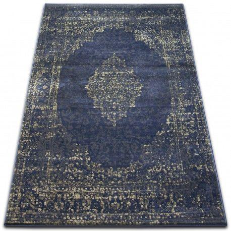 Dywan DROP JASMINE 455 D.blue 133x190 cm