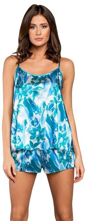Piżama damska satynowa Pacifik