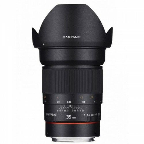 Samyang 35mm F1.4 Canon AE