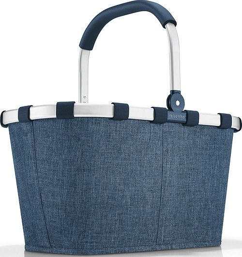 Koszyk carrybag szaroniebieski