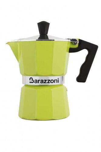 Kawiarka LA CAFFETIERA Barazzoni zielona