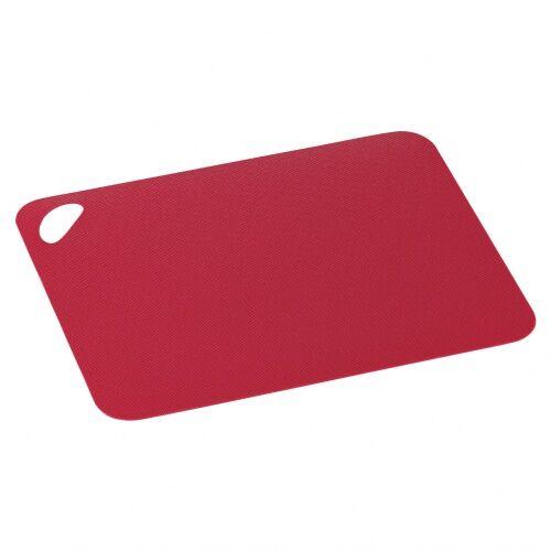 Elastyczna deska do krojenia Zassenhaus czerwona