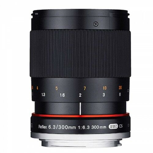 Samyang 300mm F6.3 Reflex DSLR Nikon